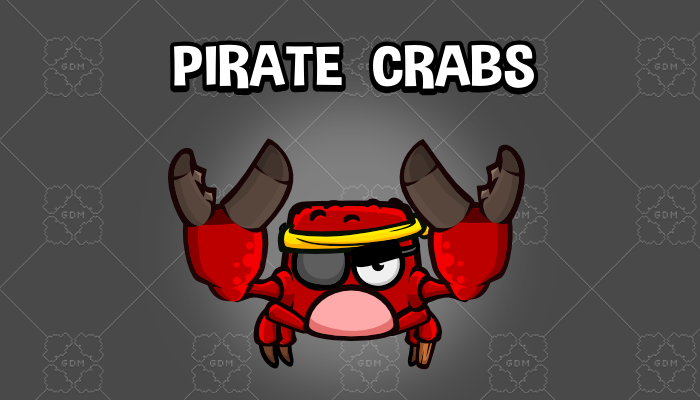 Pirate crabs