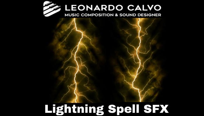 Lightning Spell SFX