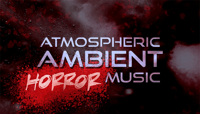 Atmospheric Ambient Horror Music Pack
