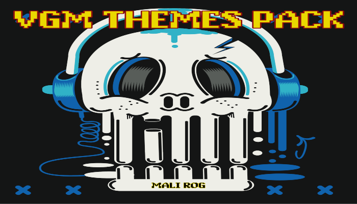 VGM Themes Pack