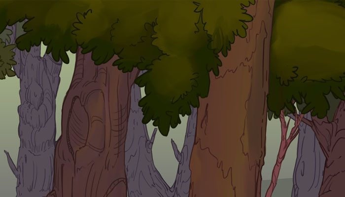 Forest Backgtound