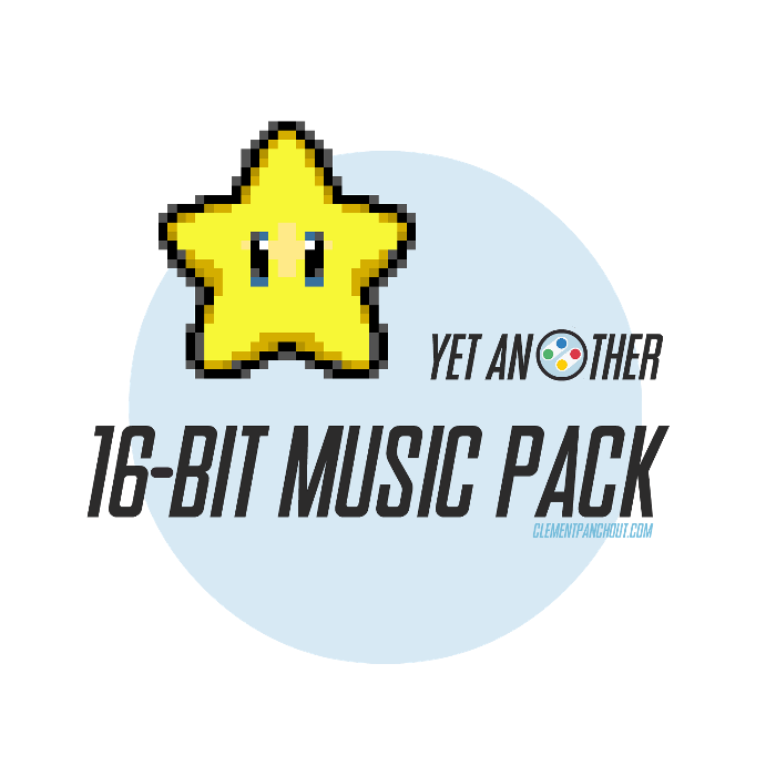 Yet Another 16-Bit Music Pack