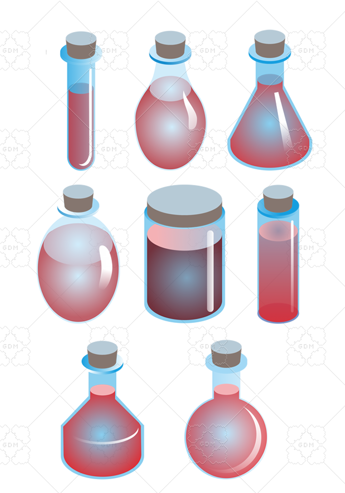 Alchemical supplies