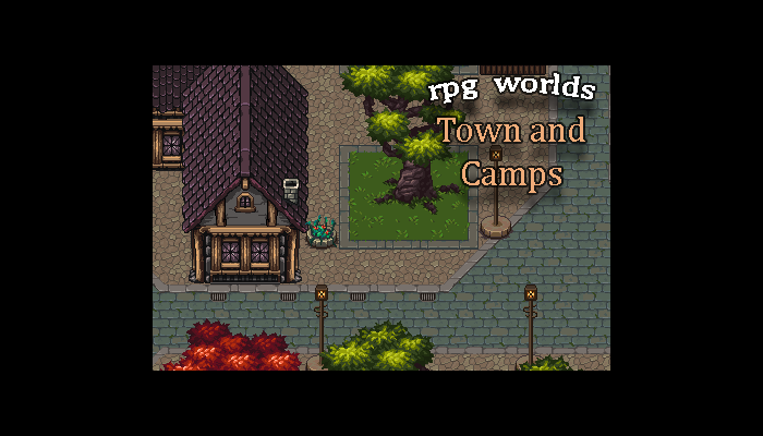 RPG Worlds Town and Camps