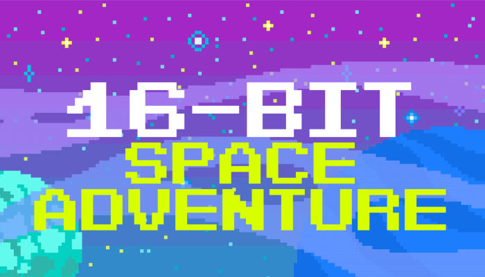 16-bit Space Adventure Music Pack