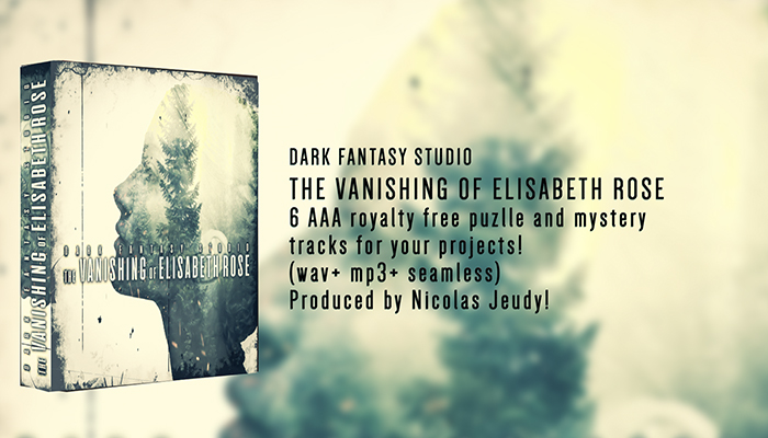 Dark Fantasy Studio- THE VANISHING OF ELISABETH ROSE