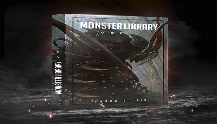 Monster Library Vol 1