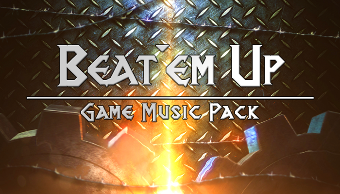 Beat'em Up Game Music Pack