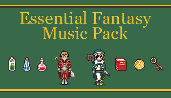 Essential Fantasy Music Pack