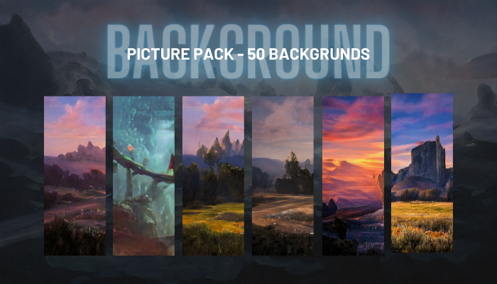 Background pack +50