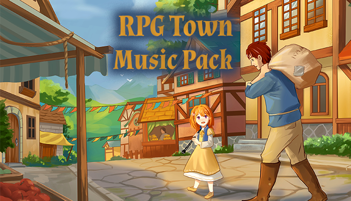 RPG Town Music Pack