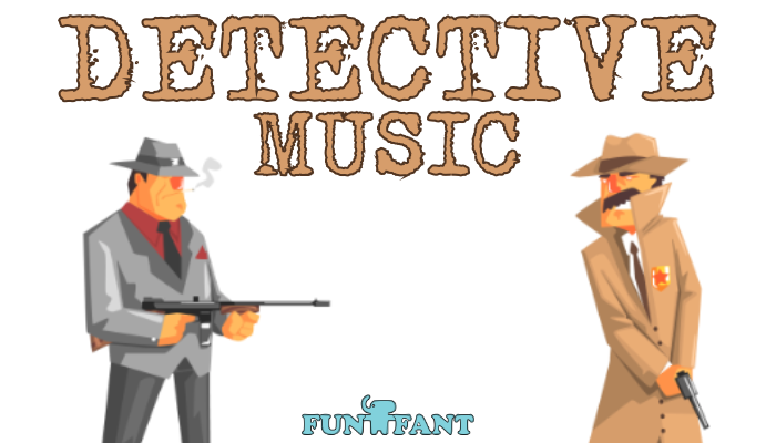 Next Block Home – Detective Music