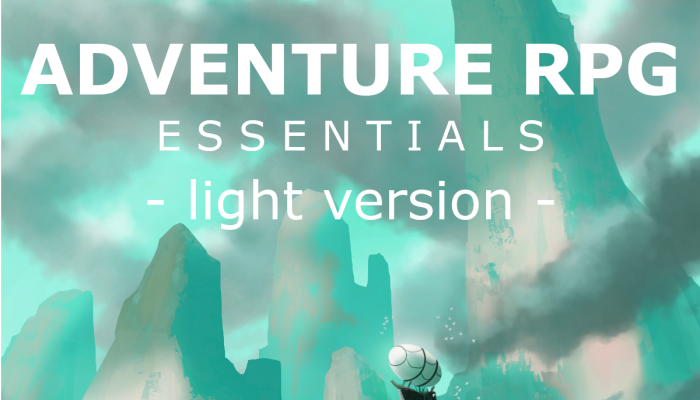 Adventure RPG Essentials (light version) Music Pack