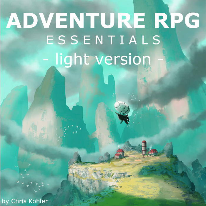 Adventure RPG Essentials (light version) Music Pack