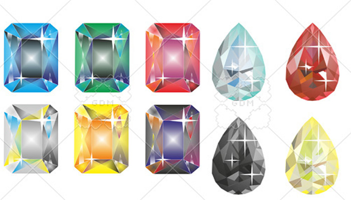 Gems and coins