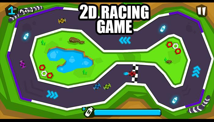 2d Racing Assets