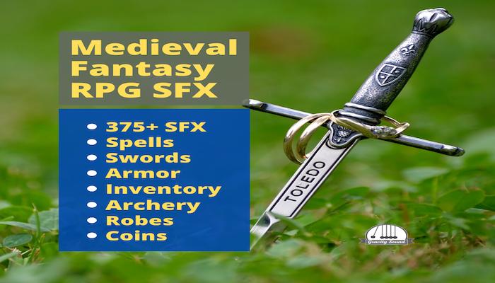 Medieval Fantasy RPG Sound Effects