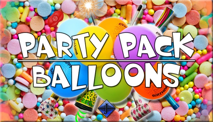 Party Pack (Balloons)