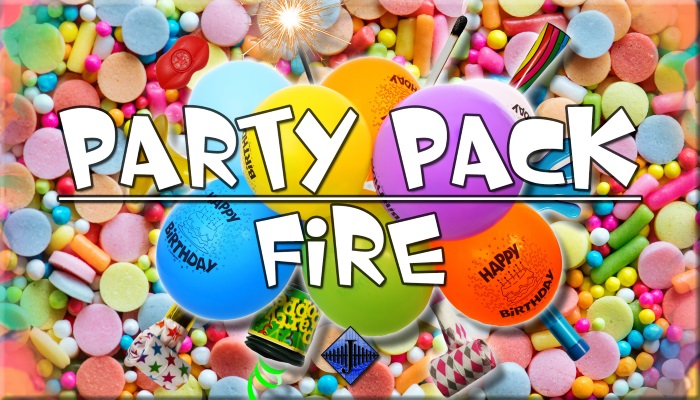 Party Pack (Fire)