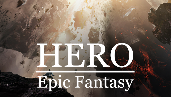 HERO: Epic Fantasy Orchestral Music Pack