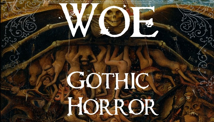 Woe – Gothic Horror Music Pack