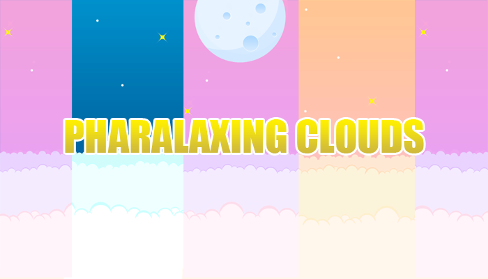 Parallaxing Clouds