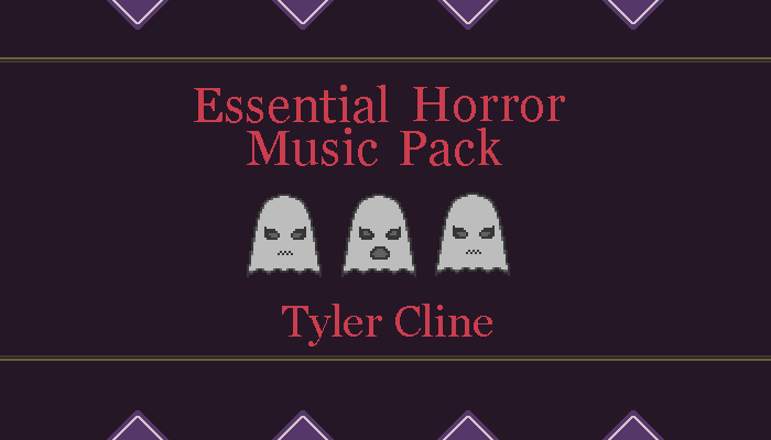 Essential Horror Music Pack