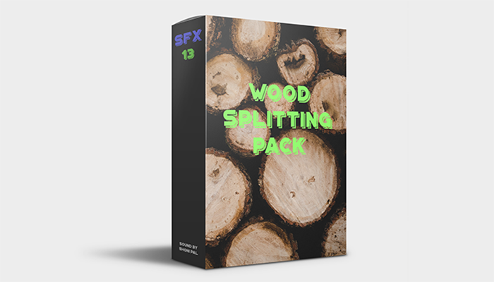 Wood Splitting Pack 1