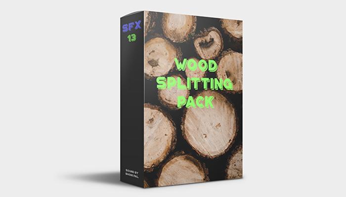 Wood Splitting Pack 1