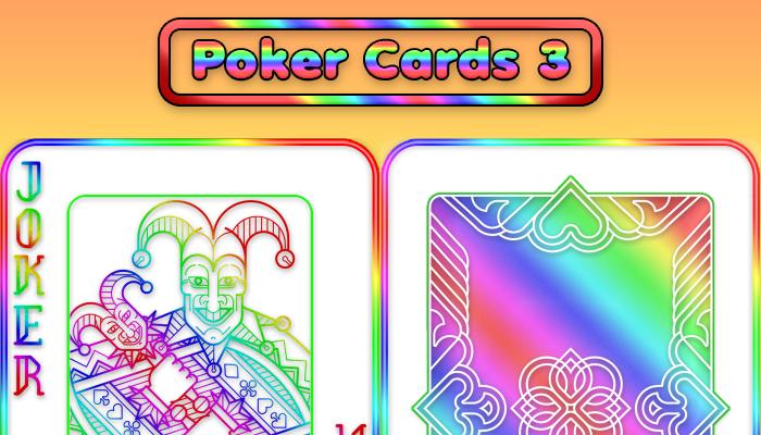 Poker Cards 3