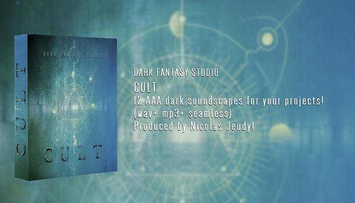 Dark Fantasy Studio- Cult