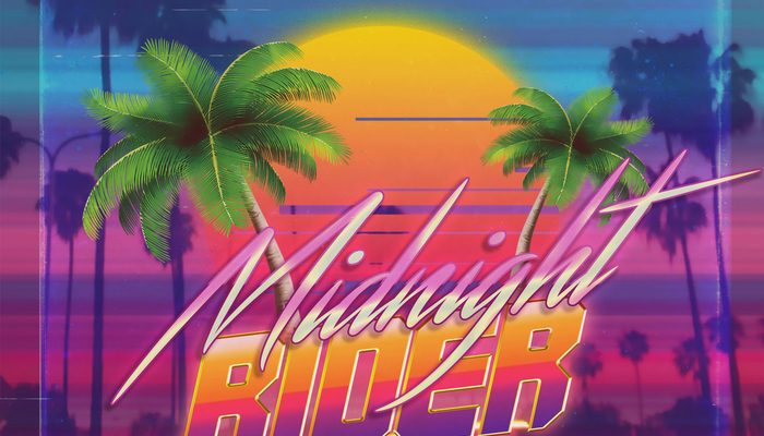Midnight Rider – Synthwave/Retrowave/Chillwave Soundtracks