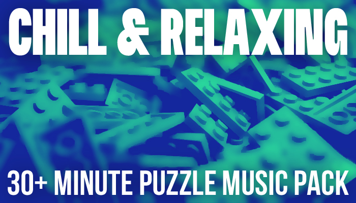 Chill & Relaxing Puzzle Music Pack 1