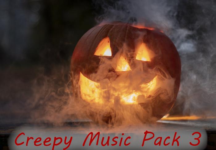 Creepy Music Pack 3