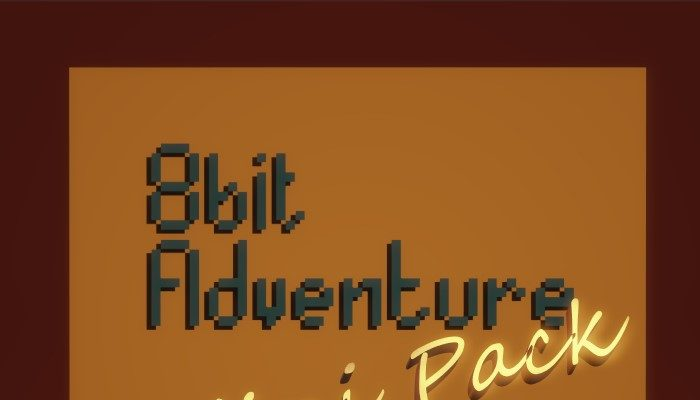 8 bit Adventure Mini Pack