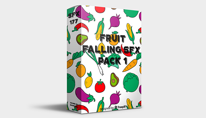 Fruit Falling SFX Pack 1