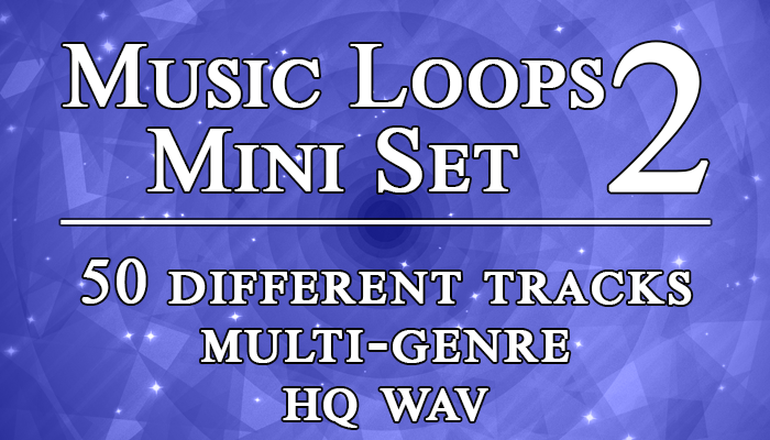 Music Loops Mini Set 2