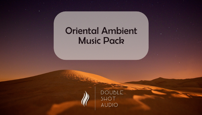 Oriental Ambient Music Pack
