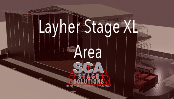 Layher Stage XL Area