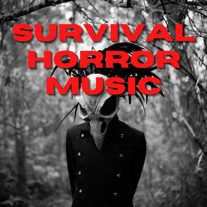 Surival horror music