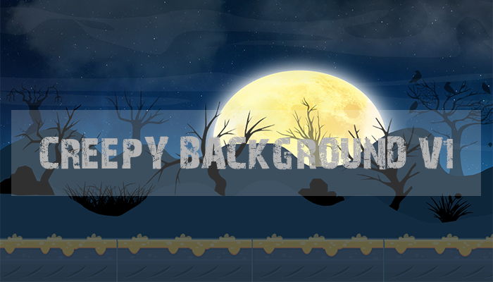 Creepy Background (For Mobile Game)