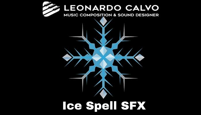 Ice Spell SFX