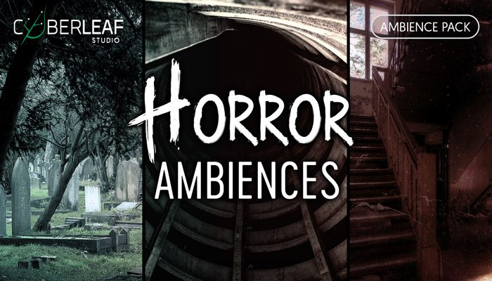 Horror Ambiences – ambience pack