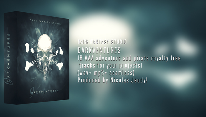 Dark Fantasy Studio- Darkventures