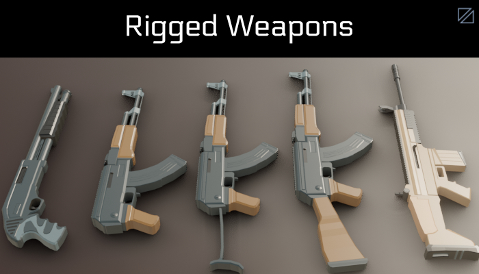 Rigged Weapons