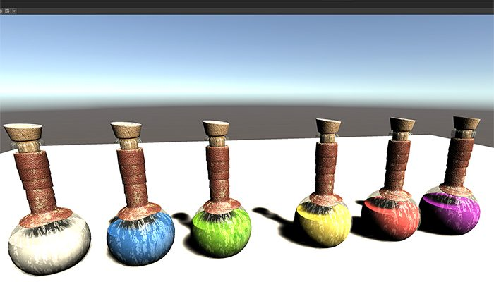 Potion_6 color set