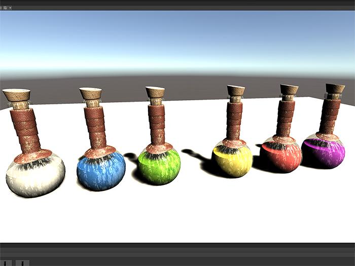 Potion_6 color set