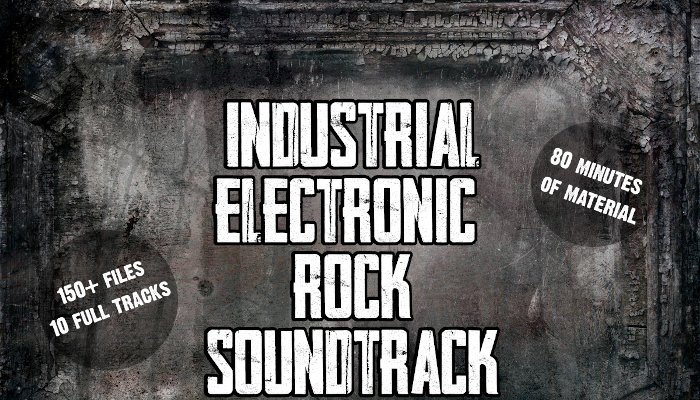 Industrial Electronic Rock Soundtrack music pack