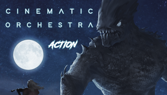 Cinematic Orchestra: Action (Music Pack)