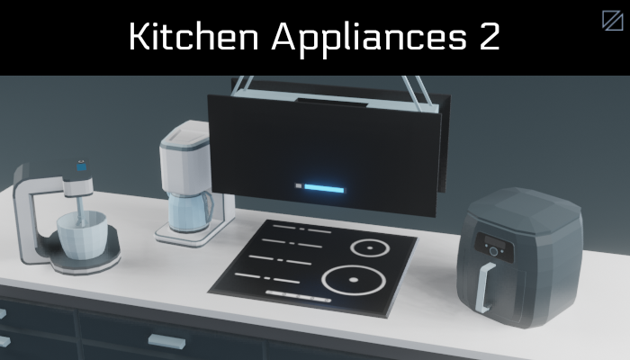 Kitchen Appliances 2